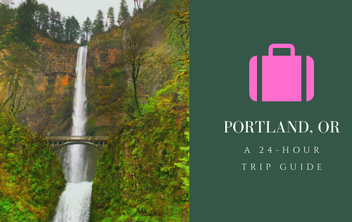 Portland, Oregon Travel Guide Header